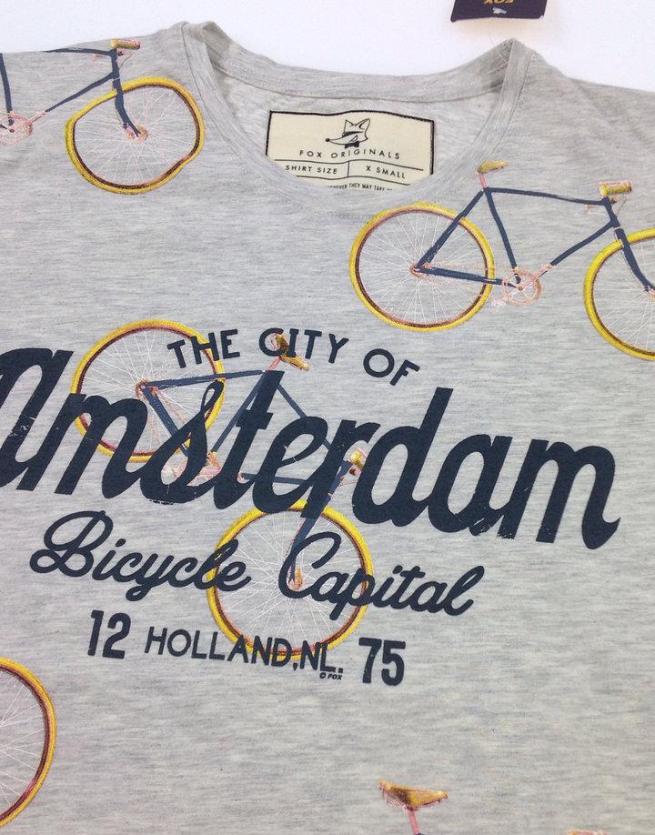 fd79a0e2d0 Fox bicikli mintás fiú póló Fox bicikli mintás fiú póló