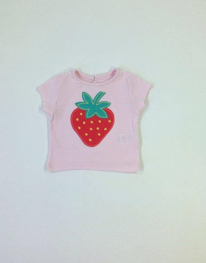 F&F eper mintás baba póló