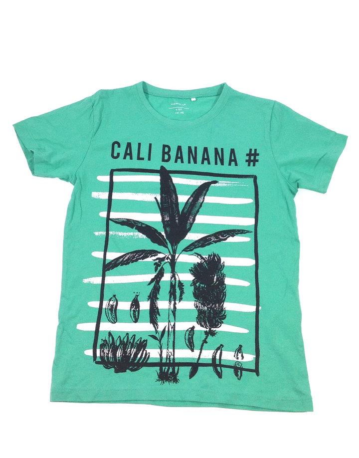 a085401c60 Name it banán mintás fiú póló | Gyerekruha Klub