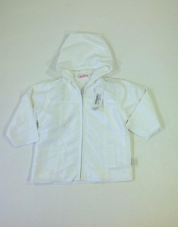 Valenri fehér átmeneti puha kabát