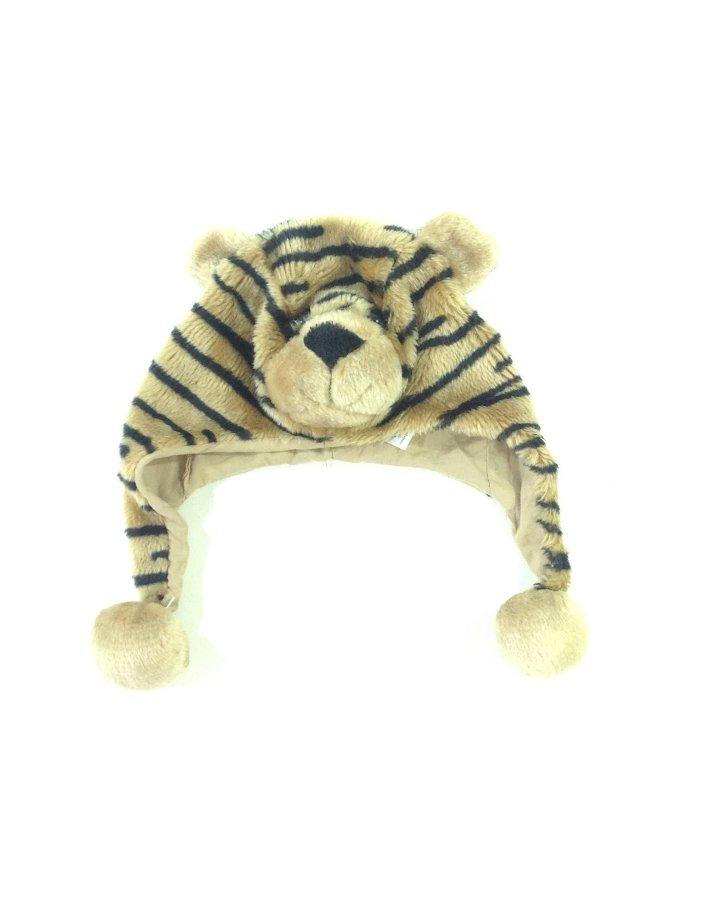 St. Bernard tigris mintás sapka