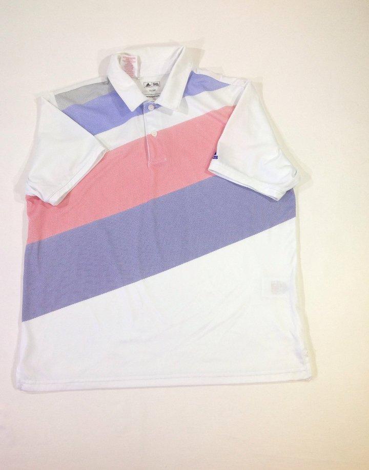 Adidas színes golffelső