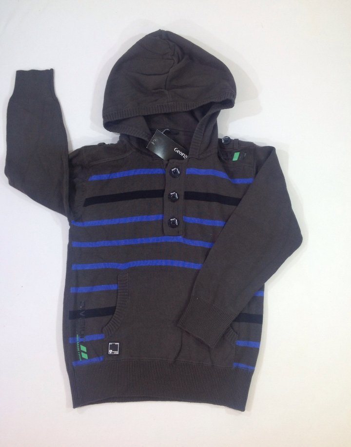 George gépi kötésű kisfiú pulóver   372d8e8cdc