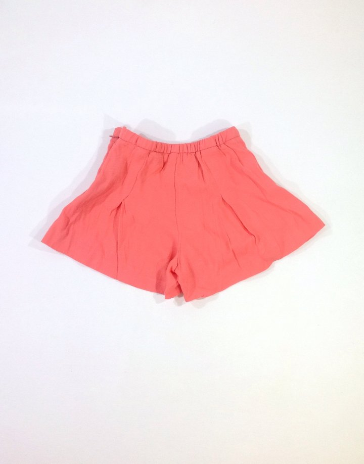 Zara szoknyaszerű elegáns kislány rövidnadrág