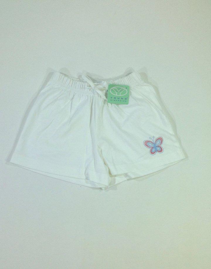 Y.d pillangós kislány pamut rövidnadrág