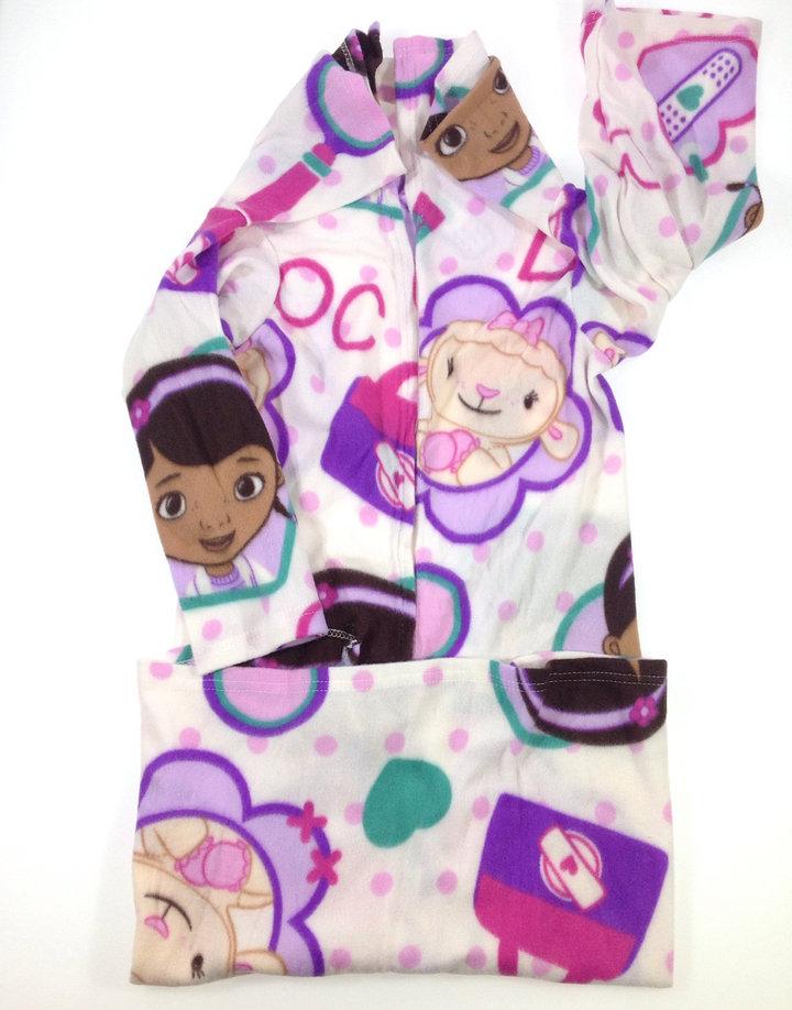 Disney Abigail mintás kislány ujjas pokróc