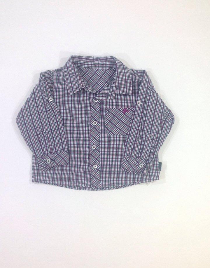 Marks&Spencer színes kockás baba ing