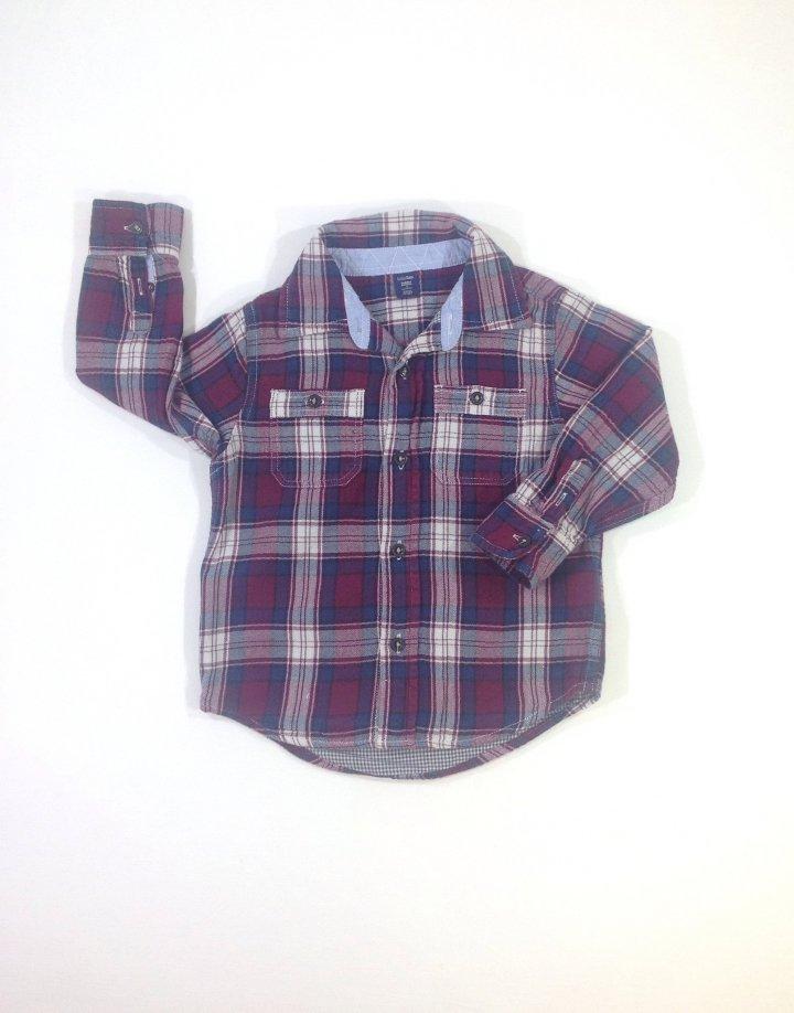 Gap könnyű anyagú kisfiú ing