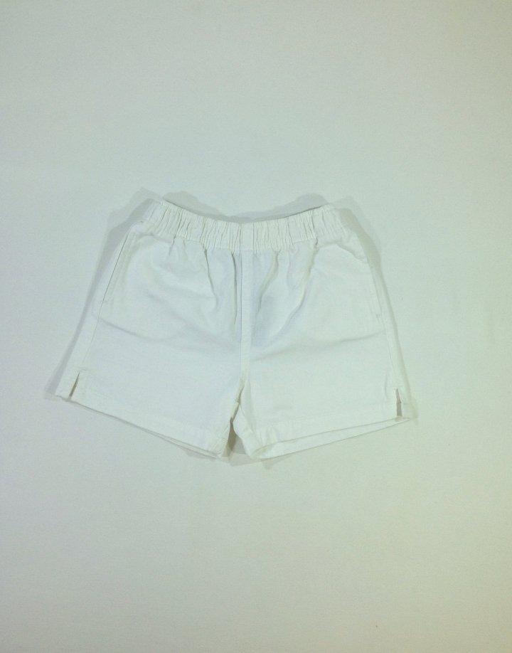 Next vászon anyagú kisfiú rövidnadrág