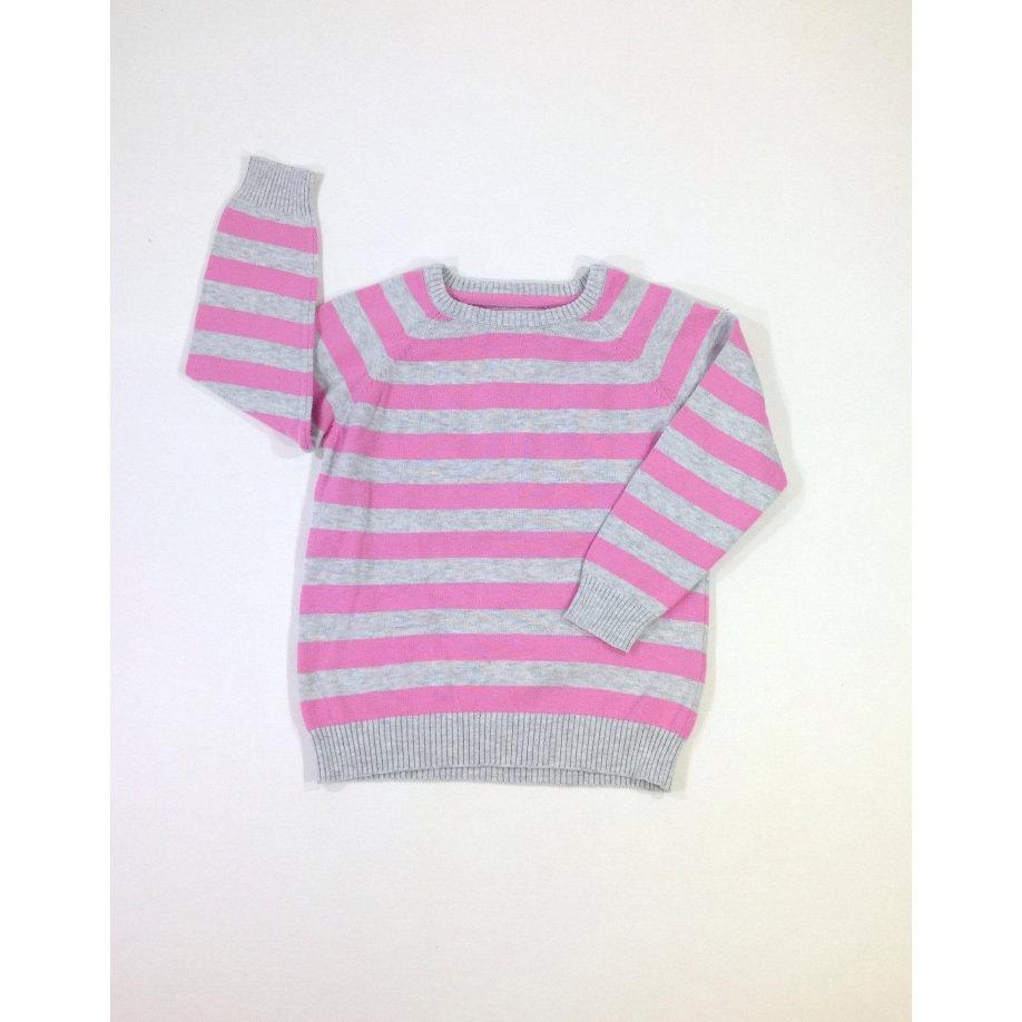 Y.d gépi kötésű kislány pulóver