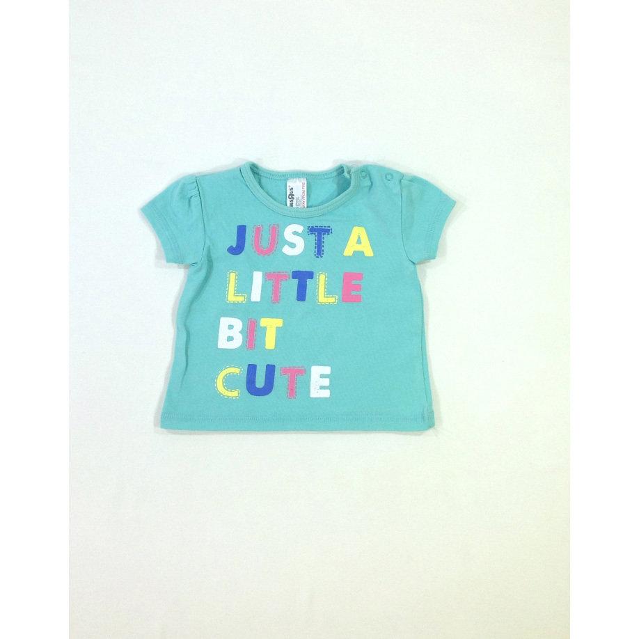 BabiesRus nyomott feliratos baba póló