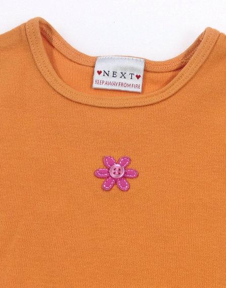 NEXT apró virágos póló