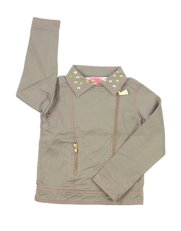 St. Bernard farmer anyagú vékony átmeneti kabát