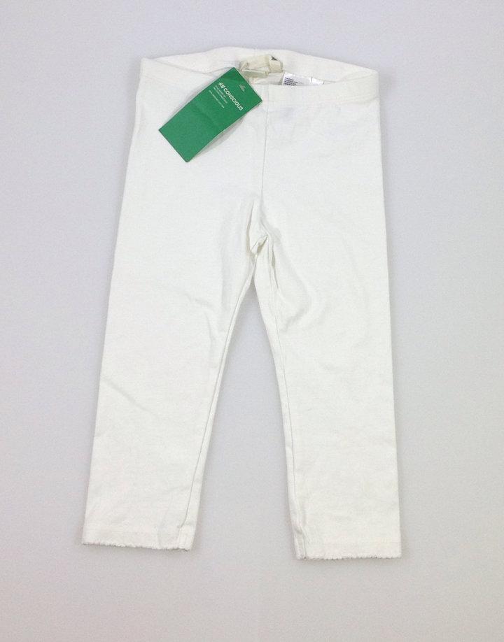 H&M fehér kislány leggings