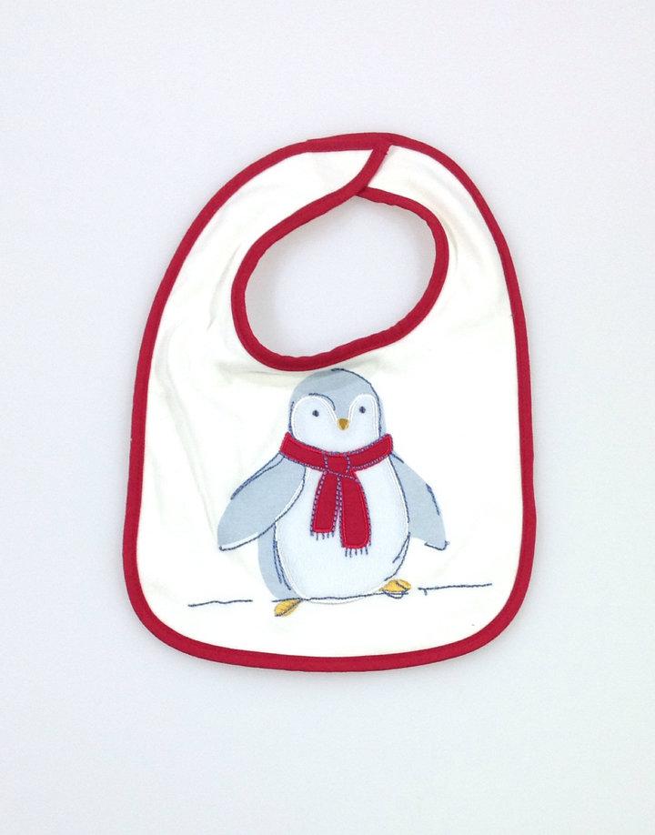 Pingvin mintás szakálka