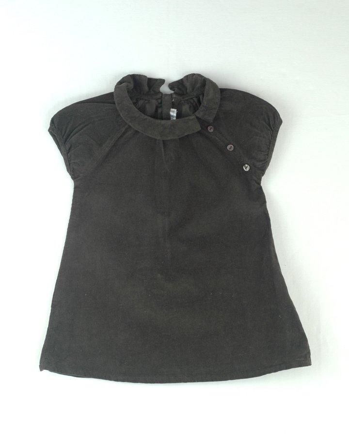 Kitchoun bársony kislány ruha