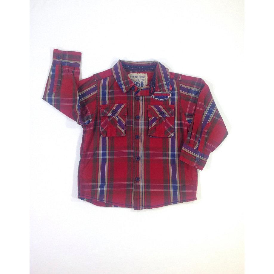 Matalan színes kisfiú ing