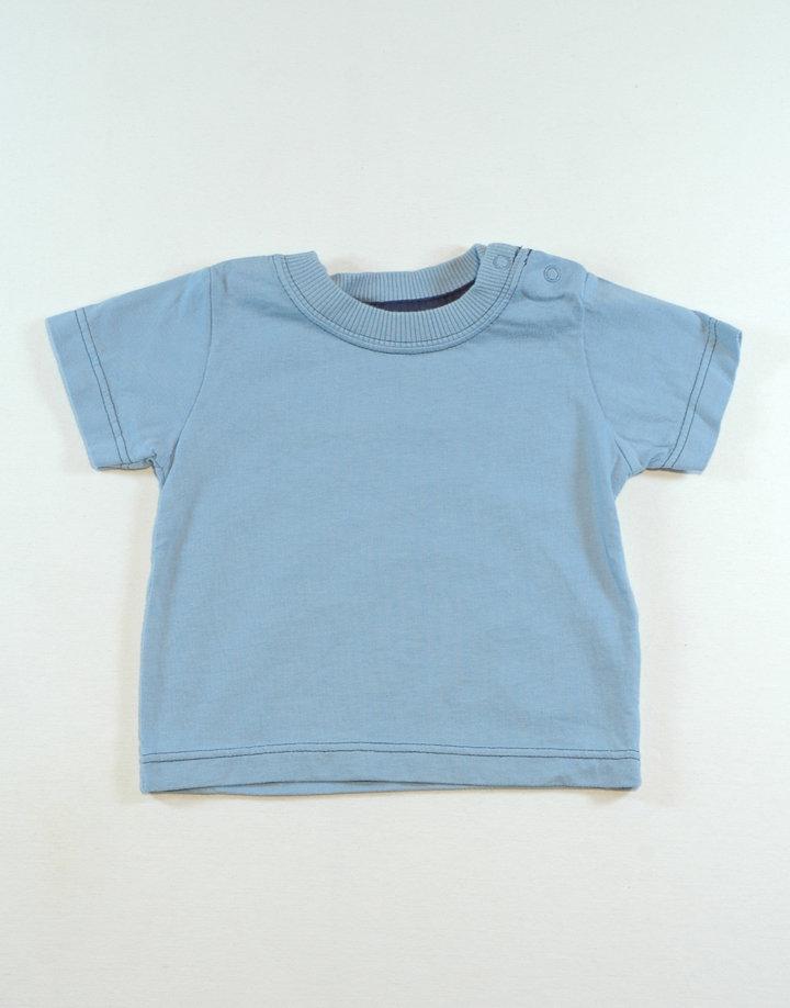 Világos kék póló