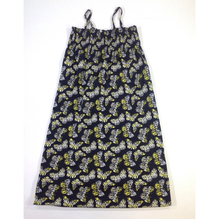 F&F pillangó mintás kislány hosszított ruha