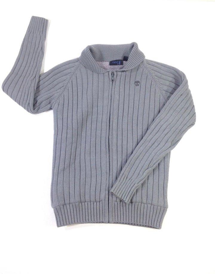 6ace28d5c7 Next vastag fiú kötött pulóver ?