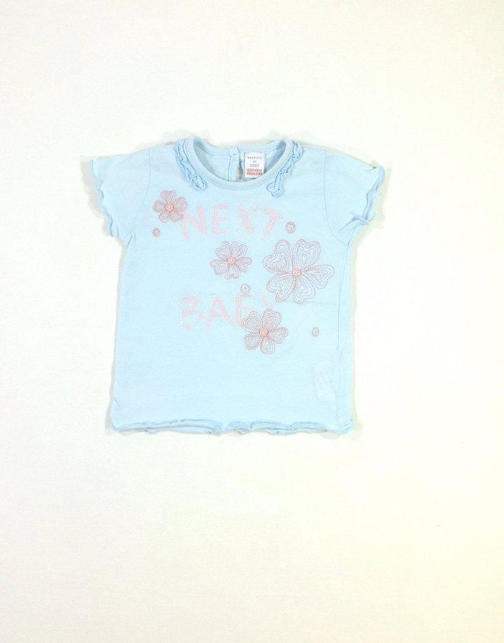 Next virág mintás baba póló