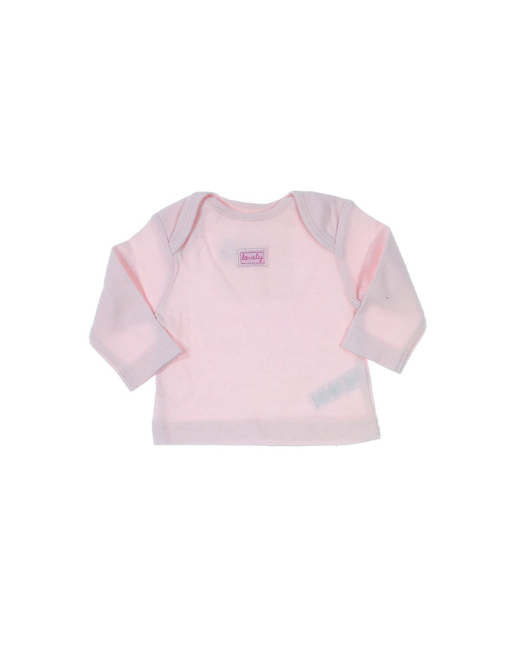 George rózsaszín baba felső
