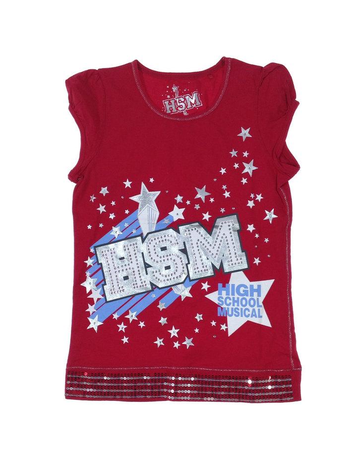 Disney HSM mintás kislány póló