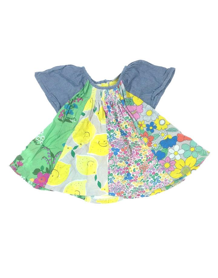 Next eper mintás kislány ruha | Gyerekruha Klub