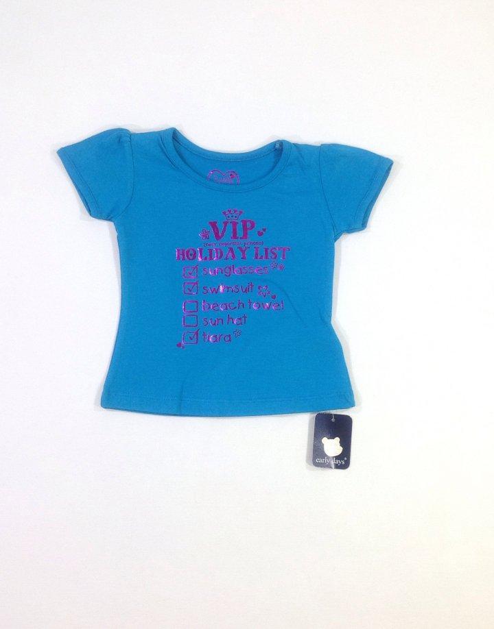 Early days nyomott mintás baba póló