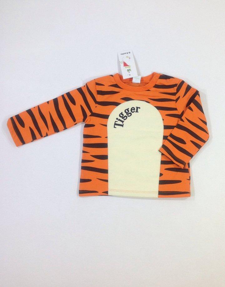 Disney Tigris mintás baba felső