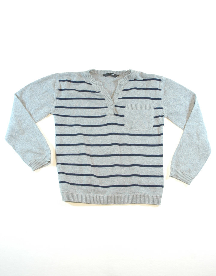 George kötött pulóver