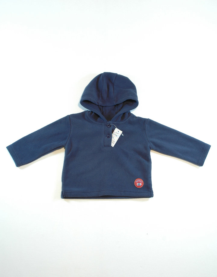 F&F kapucnis pulóver