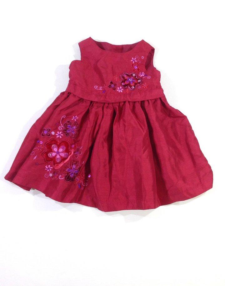 74c150f12c Marks&Spencer virágos szatén alkalmi ruha ?