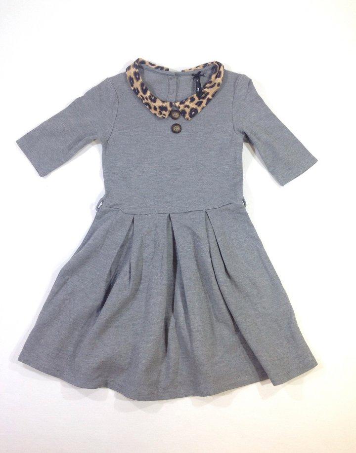 Next szürke kislány ruha   b80c94dd1d