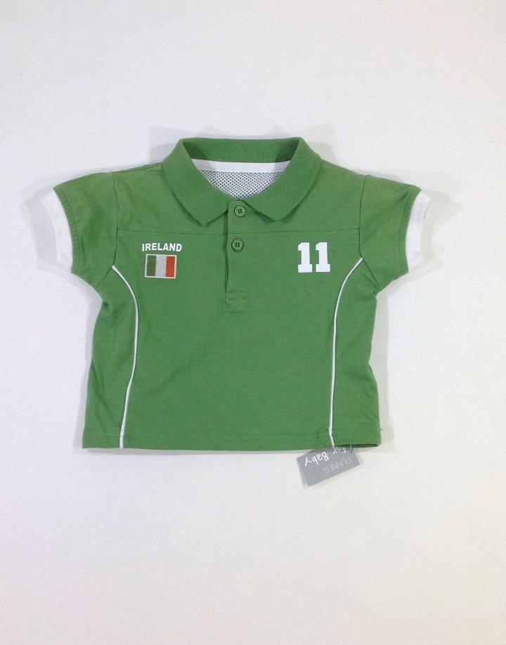 St. Bernard sportos póló