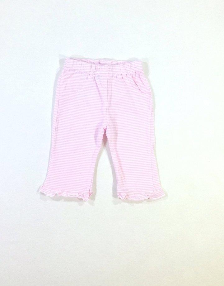 Cherokee csíkos baba leggings