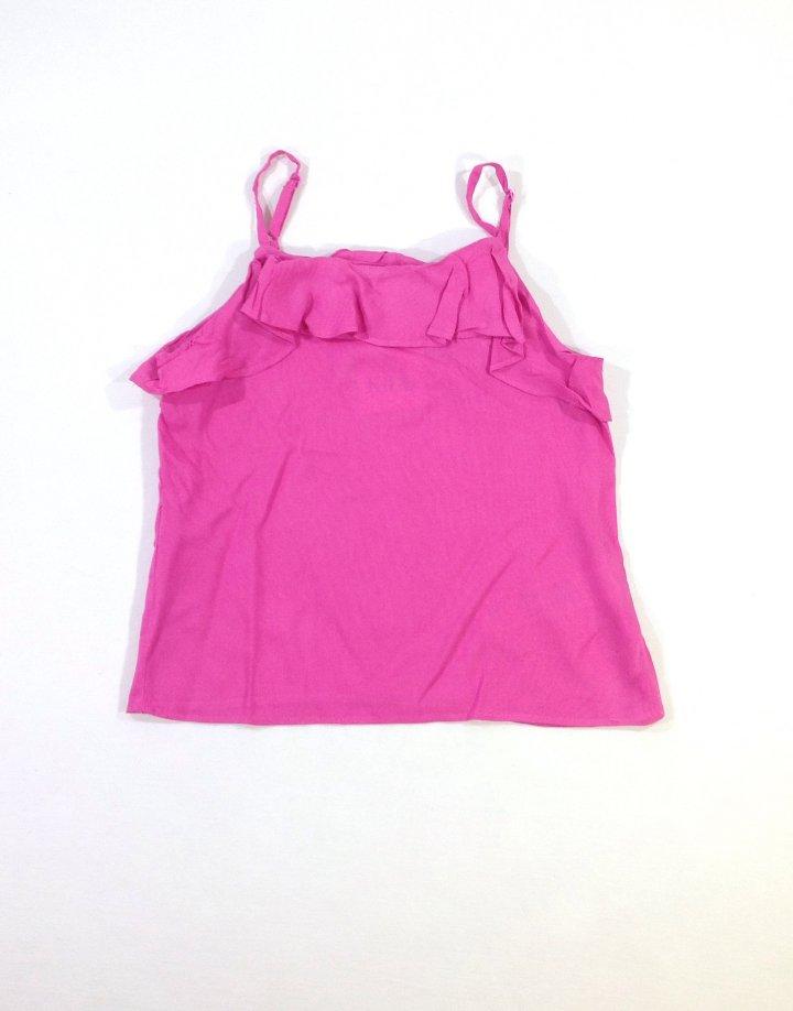 Marks&Spencer rózsaszín kislány top