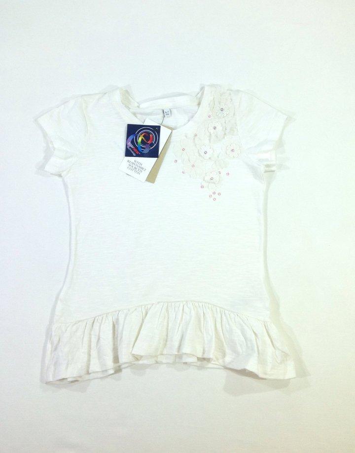 Marks&Spencer virág mintás kislány póló