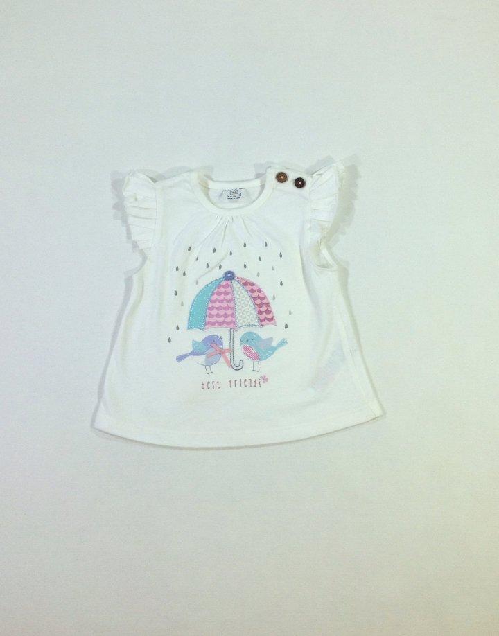 F&F esernyő mintás baba tunika