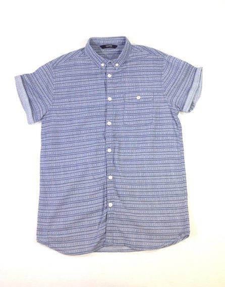 Marks   Spencer citromsárga kék kockás fiú ing  9244614b23