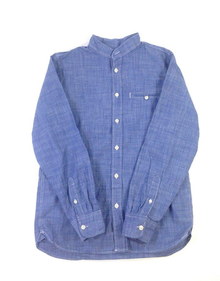 H&M könnyű farmer anyagú fiú ing