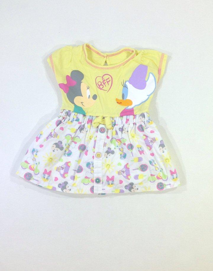 Disney Minnie mintás baba ruha   ba1f48a86b