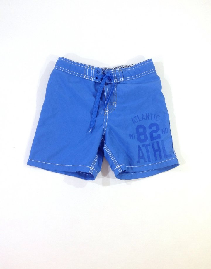 H&M kék kisfiú fürdőnadrág