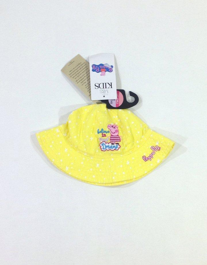 Marks&Spencer Peppa Pig mintás kislány kalap