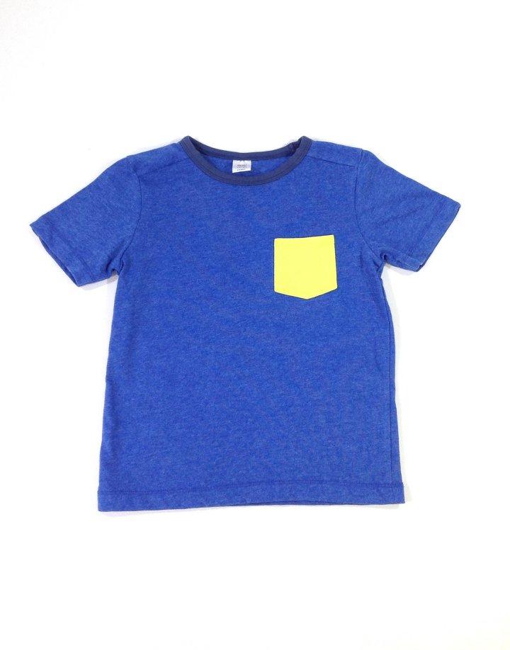 Miniclub kék kisfiú póló