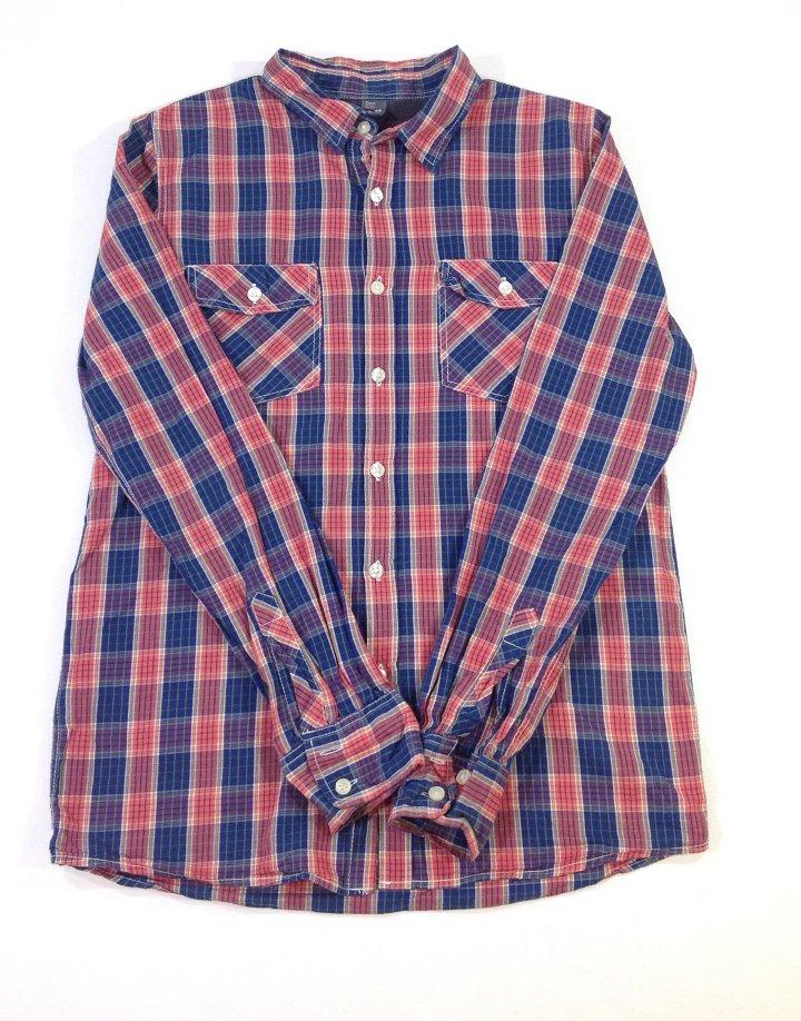 Zara narancssárga fiú ing