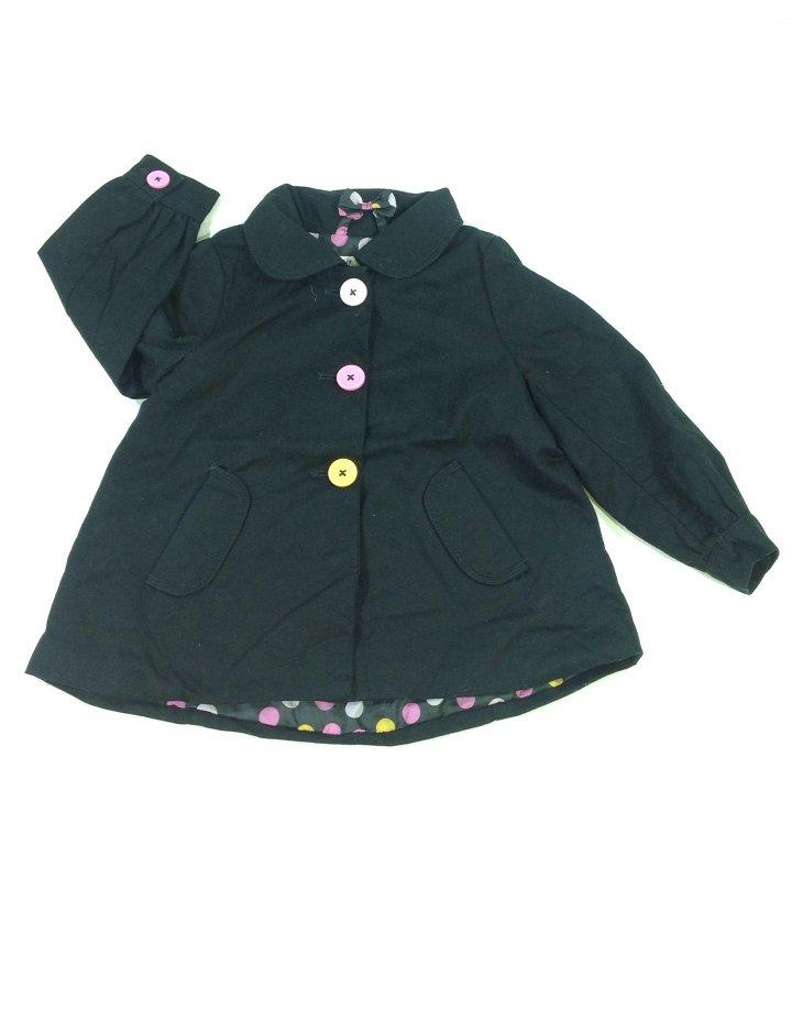 H M vékony vászon kislány kabát   a77cf332cf