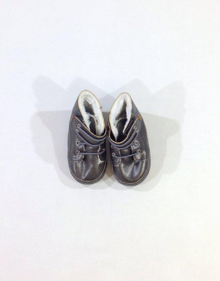 Szürke baba zárt cipő   1708fa9371