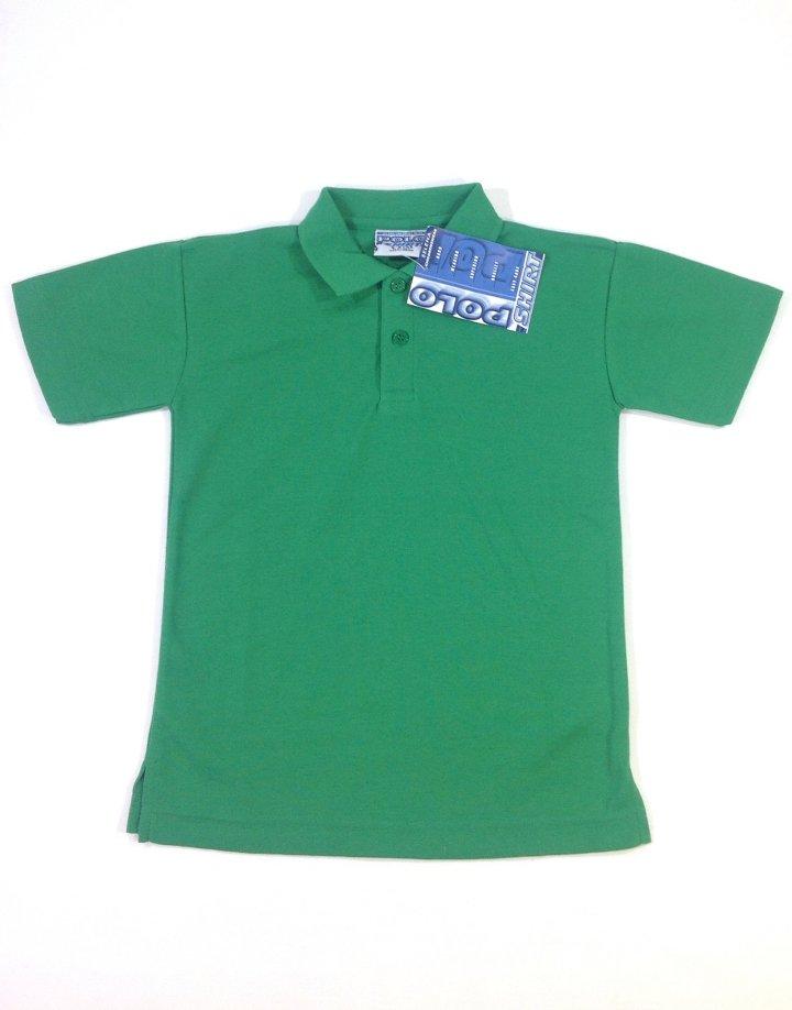 Zöld kisfiú póló
