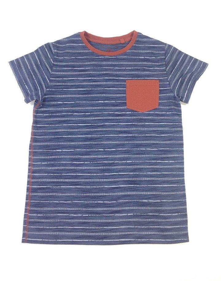Next csíkos fiú póló